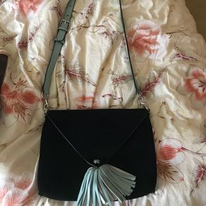 Rebecca Minkoff LIKE NEW leather suede crossbody
